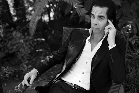 Nick Cave by Eric Guillemain for L'Uomo Vogue
