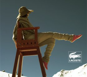 Diego Alborghetti: Lacoste Shoes / Winter