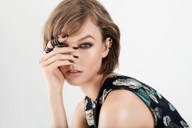 Eric Guillemain: S Moda - Karlie Kloss