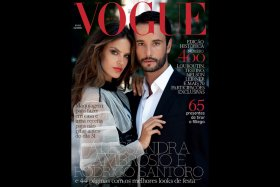 Eric Guillemain: Vogue Brazil