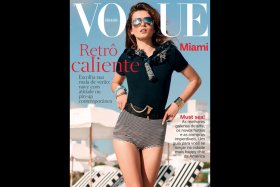 Eric Guillemain: Vogue Brazil - Andrea Diaconu