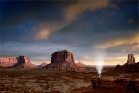 George Kavanagh: Monument Valley