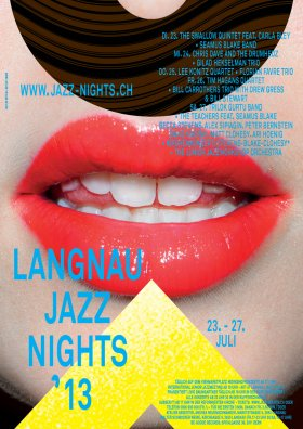 Pierluigi Macor: Langnau Jazz Nights